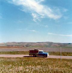 My truck – April 1974