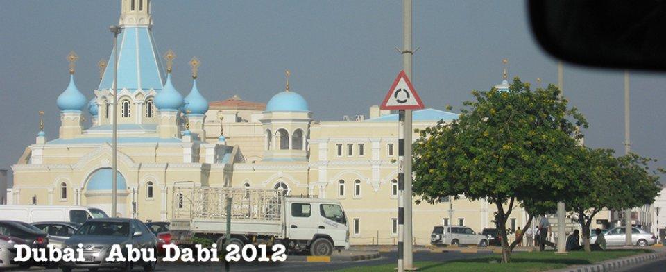 Dubai – Abu Dabi 2012