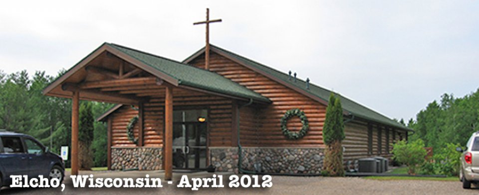 Elcho, Wisconsin – April 2012