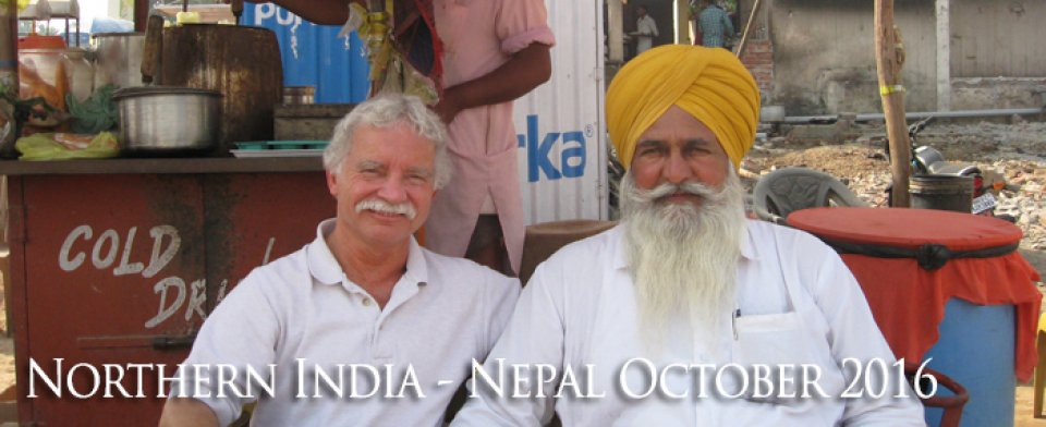 Northern India & Nepal – October 2016