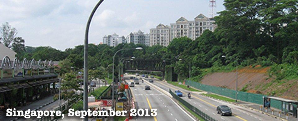 September 2013, Singapore